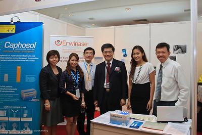 Monika Ong, Geri Juario, Chan Ken Soon, Dr Ng, Joanne De Leus, Andrew Ang