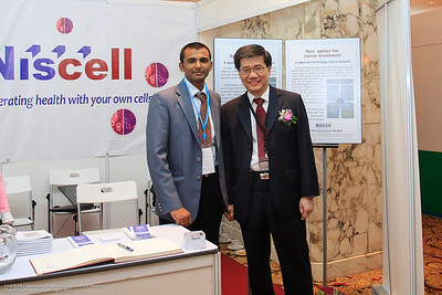 Mr Baskar Subramani and Dr Ng - Niscell