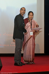 1st runner-up, Clinical category - Assoc Prof Veera Sekaran Nadarajan