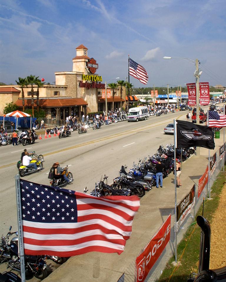 Bike Week Daytona.