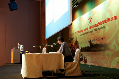 Dato' Dr Chang Kian Meng on the approach to Myelofibrosis