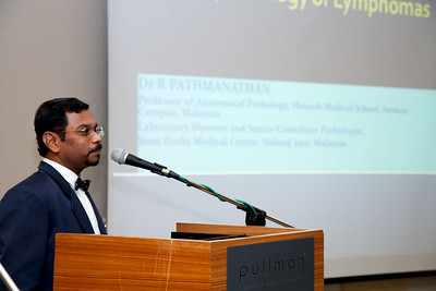Dr Pathmanathan Rajadurai on the Advances in Diagnostic Histopathology of Lymphoma