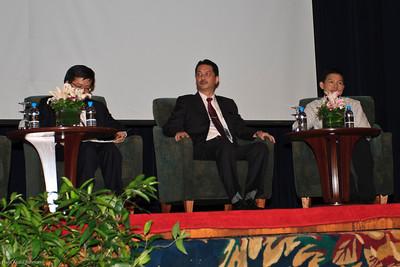 Dr Ng Soo Chin, Datuk Dr Noor Hisham Abdullah - Deputy Director General of Health, Dato' Dr Chang Kian Meng