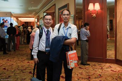 Mr WF Lam and Dr Chew Teng Kiat