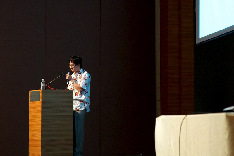 Dr Liu Te Chih on autoimmune haemolytic anaemia