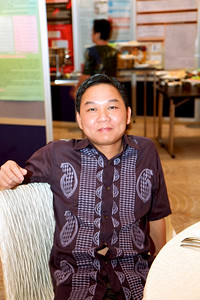 The main man, Dr Bee Ping Chong. Gala Dinner for the Scientific Meeting - 30th April 2011.