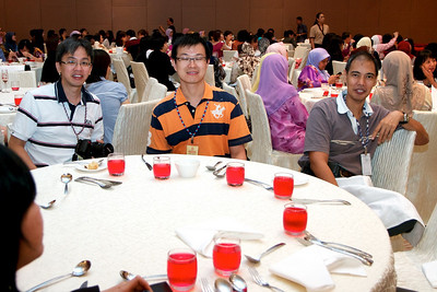 Gala Dinner for the Scientific Meeting - 30th April 2011.