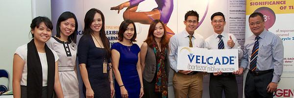 Janssen - Laura Foong, Gan Su Yen, A/P Wong (UKM), Evelyn Teh, Chuah Wei Wan, Desmond Foo, Nelson Wong, Tee Loong Hua
