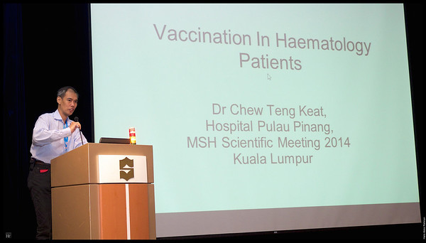 Malaysian Society of Haematology Scientific Meeting 2014