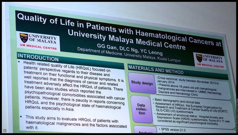 C005  Malaysian Society of Haematology Scientific Meeting 2014