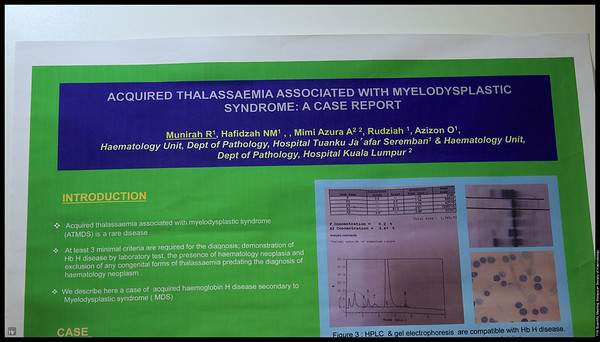 C002  Malaysian Society of Haematology Scientific Meeting 2014