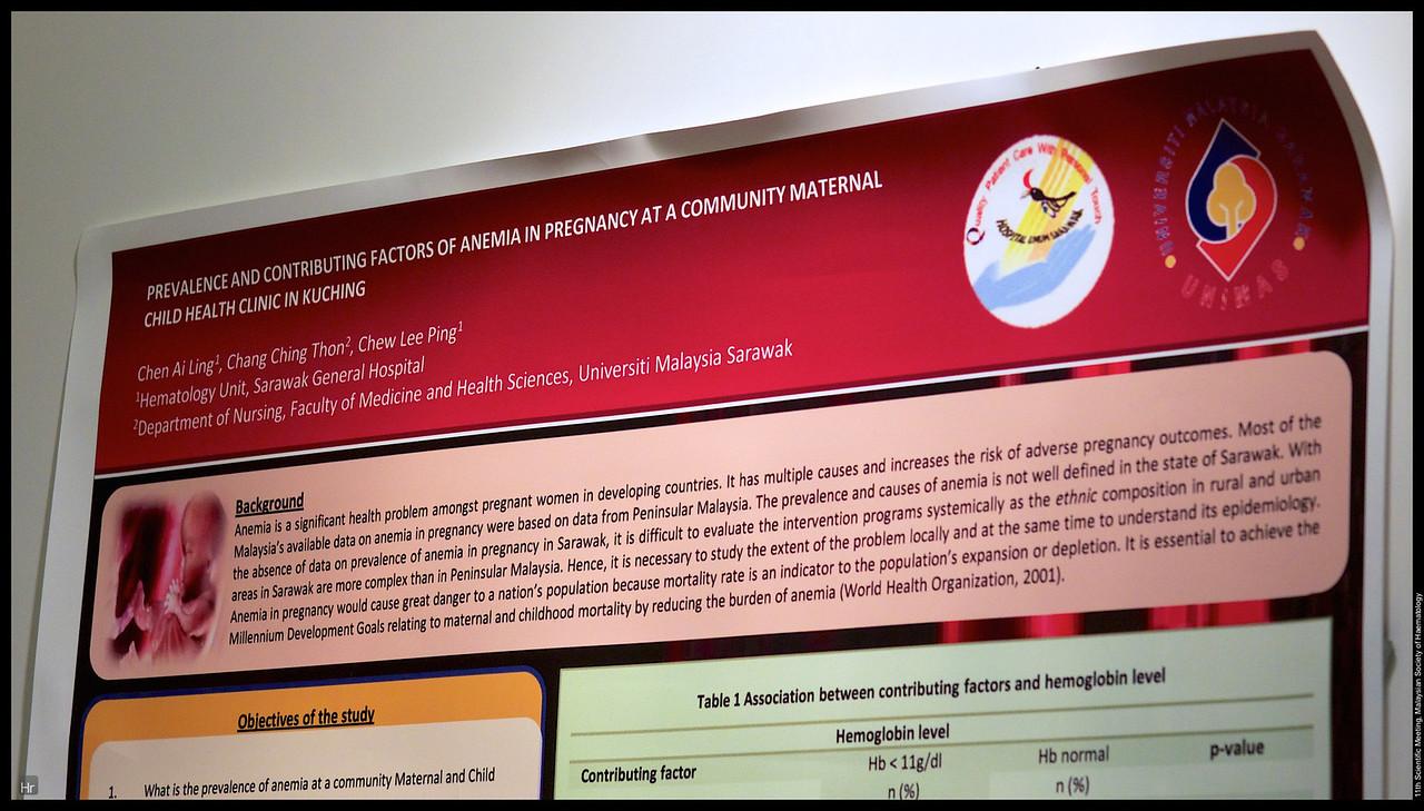 C021  Malaysian Society of Haematology Scientific Meeting 2014