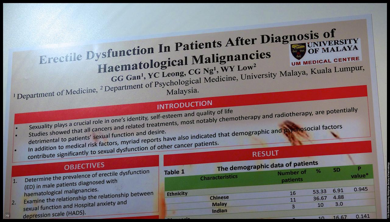 C004  Malaysian Society of Haematology Scientific Meeting 2014