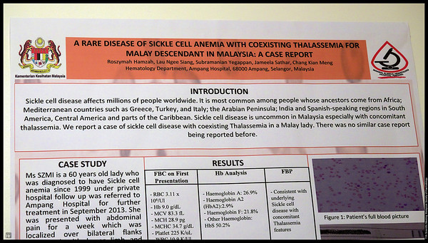 C012  Malaysian Society of Haematology Scientific Meeting 2014