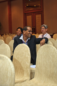 Prof Aziz Baba, Prof Veera Sekaran and Dr Rudy Yeoh