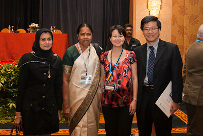 Prof Fadillah, Dr Puru, Prof Gan and Dr Ng