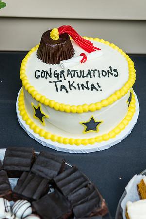 Takina Grad Party