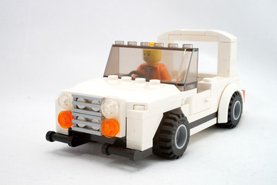 The Mini Moke