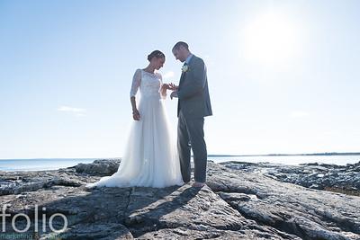 FALLS WEDDING