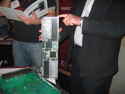 Cray XD1 blade