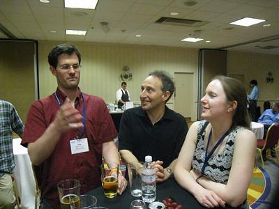 Peter, Shep and Kati