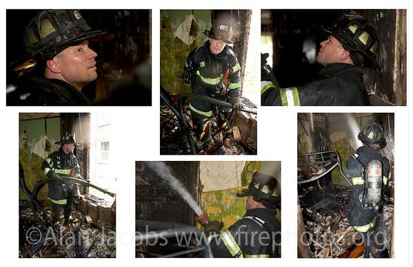 CFD fireman Todd Taylor, E-116