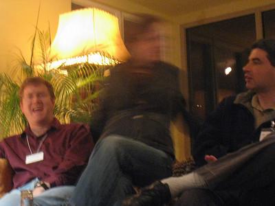 Scott, Kati in Motion, Russ