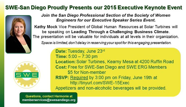 FY15 Executive Keynote Event