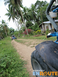 Dune Buggy Trail in Baclayon