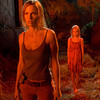 "HILARY SWANK as Katherine and ANNASOPHIA ROBB as Loren McConnell in Warner Bros. Pictures' and Village Roadshow Pictures' supernatural thriller ""The Reaping,"" distributed by Warner Bros. Pictures.<br /> PHOTOGRAPHS TO BE USED SOLELY FOR ADVERTISING, PROMOTION, PUBLICITY OR REVIEWS OF THIS SPECIFIC MOTION PICTURE AND TO REMAIN THE PROPERTY OF THE STUDIO. NOT FOR SALE OR REDISTRIBUTION."