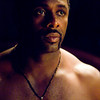 "IDRIS ELBA as Ben in Warner Bros. Pictures' and Village Roadshow Pictures' supernatural thriller ""The Reaping,"" distributed by Warner Bros. Pictures. The film stars Hilary Swank.<br /> PHOTOGRAPHS TO BE USED SOLELY FOR ADVERTISING, PROMOTION, PUBLICITY OR REVIEWS OF THIS SPECIFIC MOTION PICTURE AND TO REMAIN THE PROPERTY OF THE STUDIO. NOT FOR SALE OR REDISTRIBUTION."