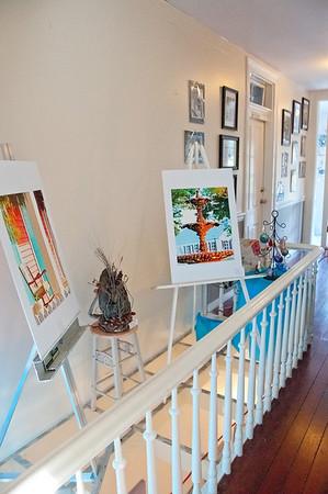 Featured Artist at Gallery Zarragossa