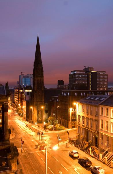 St. Columba Church, Glasgow