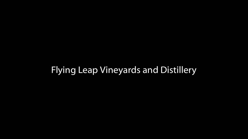 Flying Leap Vineyards and Distillery
