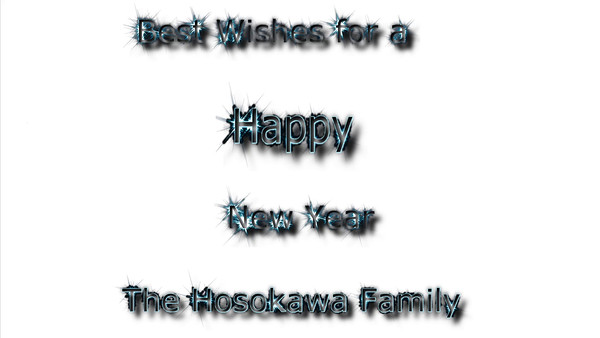 Best Wishes for 2015