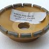 OMGM 140X7.5 Fine Cup wheel<br /> Part#140X7