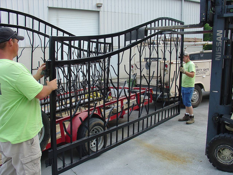 Custom Security Gates