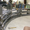 Circular railing projects