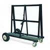 Heavy Duty Shop Cart<br /> Part number 52058 <br /> For the large jobs in your shop, this shop cart is the answer.  Unit has carpet on the base and verticals to prevent damage to your material.  Steel frame construction makes this unit durable and long-lasting.  The attached strap along with cross bar, allows your material to not tip over during transport.