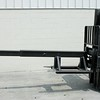 """High Rise Telescoping Boom<br /> Part Number 52208<br /> Rated at 2,225 lbs, the High Rise Telescoping Boom provides a 14-1/2"""" clearance.  Non extended, the Boom measures 6' from the end of the receivers to the attachment hook at the end of the telescoping portion.  Fully extended, the boom measures 9'.  Preset positions measure at 76"""", 92"""" and 108""""."""