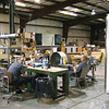 Crack team of fabricators