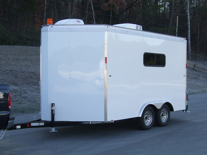 See all the mobile work centers in the Custom Design section