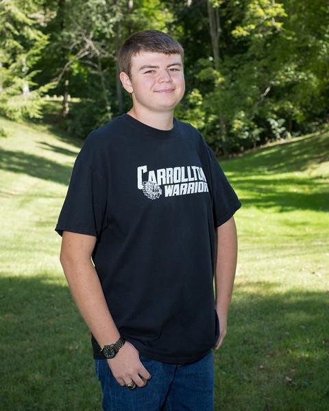 16-Garrett Hughes