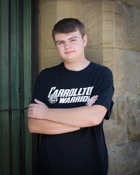 13-Garrett Hughes