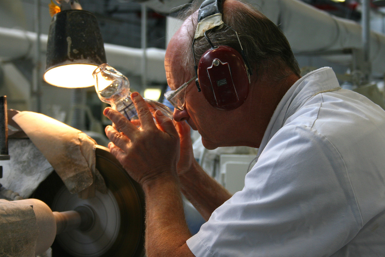 Waterford Crystal Artisan - Waterford, Ireland
