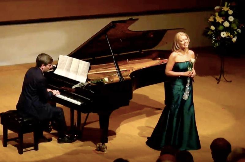 Leeds Lieder Festival Recital 2018 - with pianist Jonathan Fisher