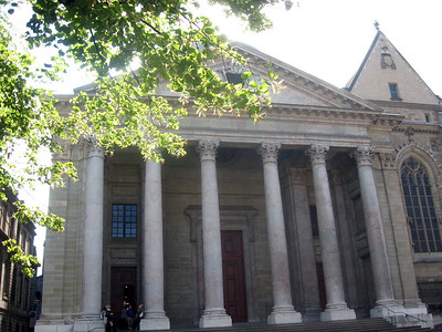 Exterior--Saint Peter's Cathedral