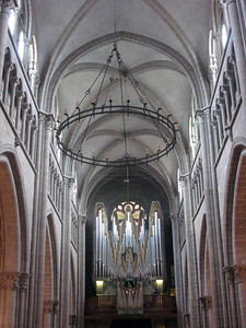 Interior--Saint Peter's Cathedral