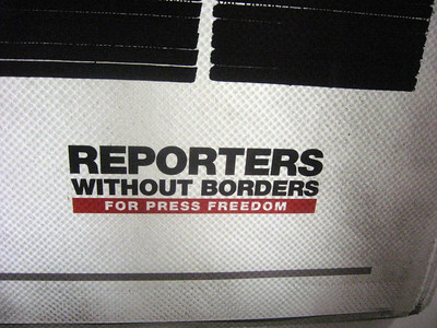 Reporters Without Borders ...