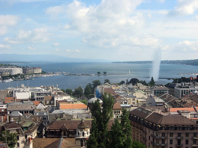 From left to right--View from the top of Saint Peter's, panorama #3